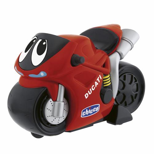 Macheta Motocicleta Turbo Touch Ducati
