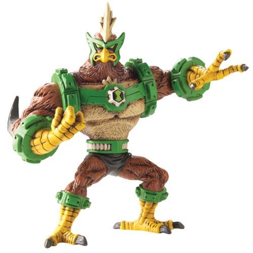 Hyper Alien Vynil Figure Kickin Hawk