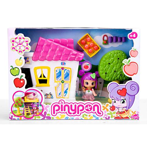 PinyPon- Casuta Merelor