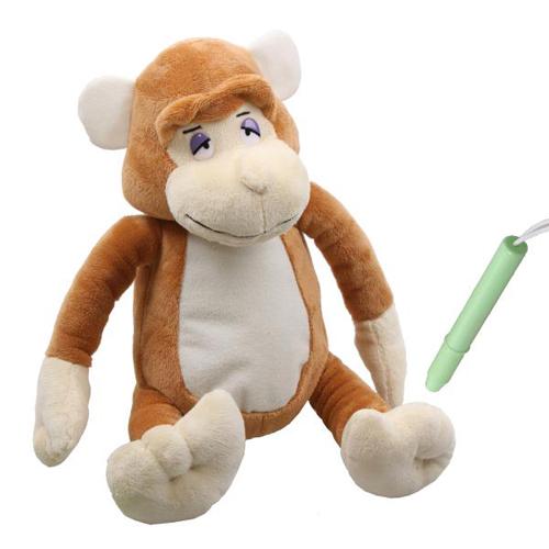 Glow To Bed Monkey