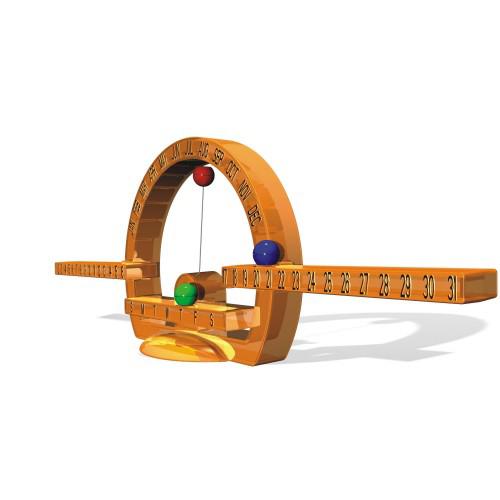 Kit de Constructie Calendar Magnetic