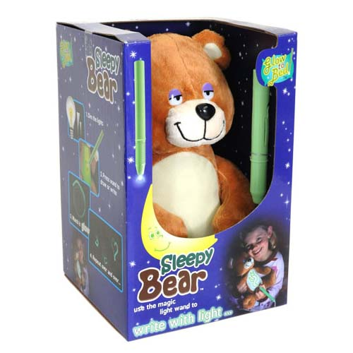 Glow To Bed Bear
