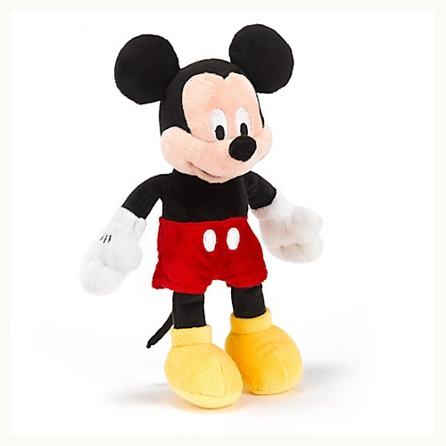 Mascota Plus Minnie Mouse 25 Cm ClubHouse