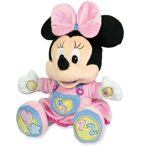 Plus Bebe Minnie Interactiv