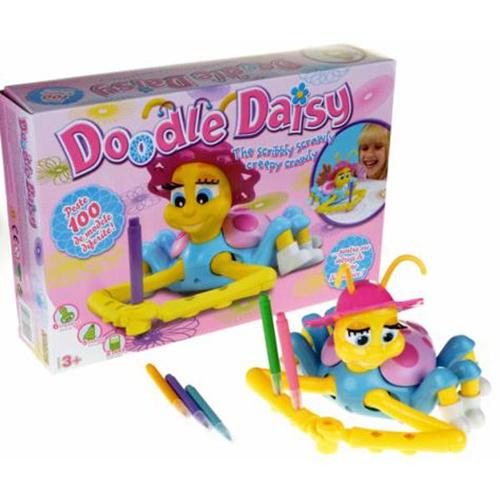 Gargarita Artista Doodle Daisy