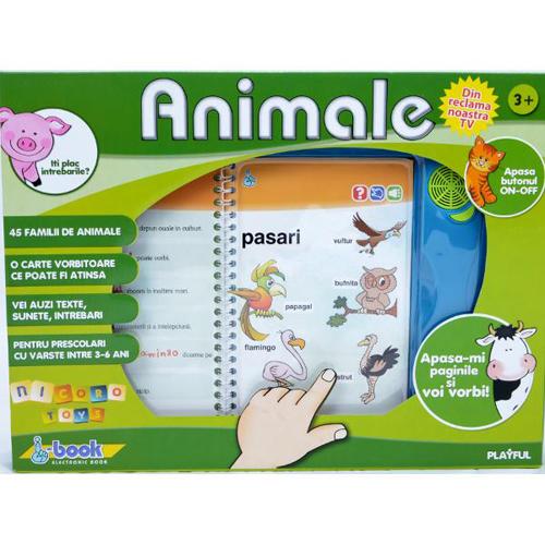 Carticica Electronica Animale