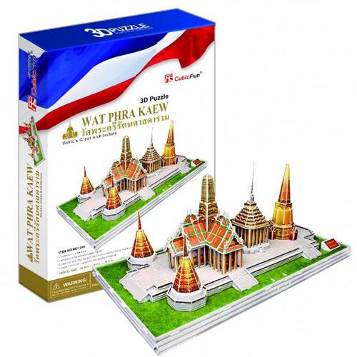 Puzzle 3D Wat Phra Kaew