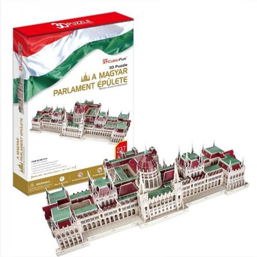 Puzzle 3D Parlamentul Ungar