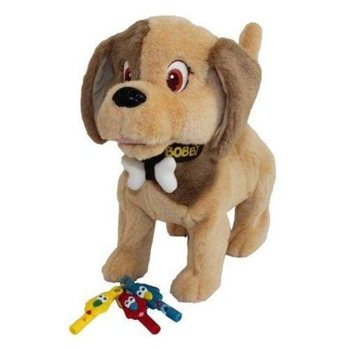 Catelus Bobby Dog Maro Resigilat