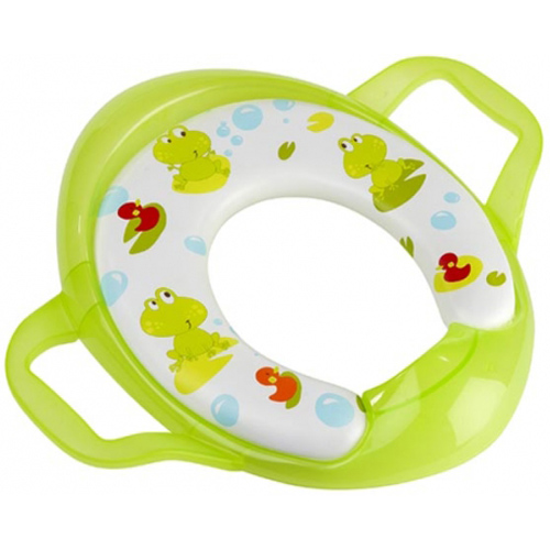 Reductor WC cu Manere Potty Seat Frog