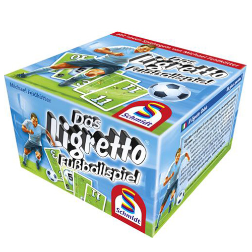 Joc Ligretto Fotbal