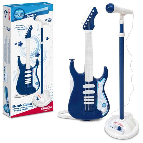 Chitara Electrica cu Microfon
