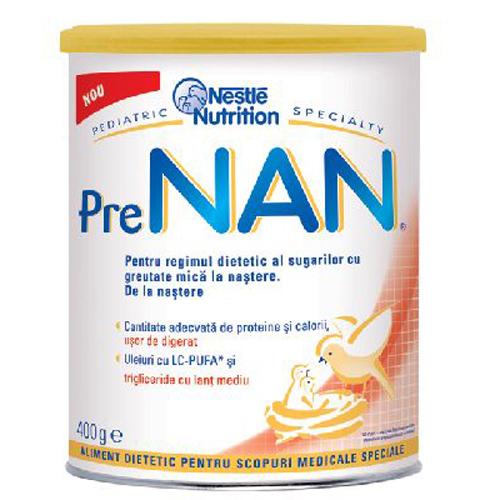 Pre Nan LC-Pufa 400 g