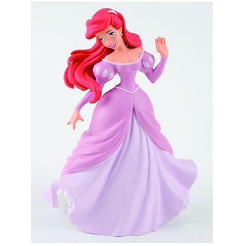 Figurina Ariel in Rochie de Bal