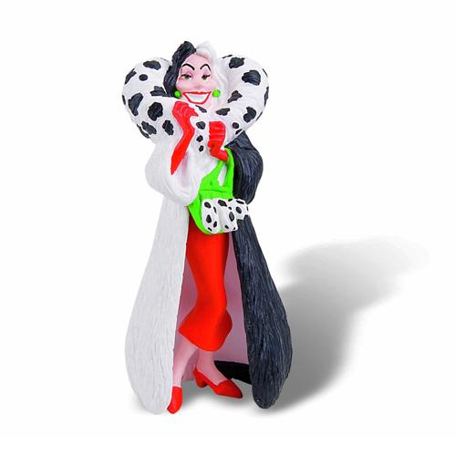 Figurina Cruella de Vil
