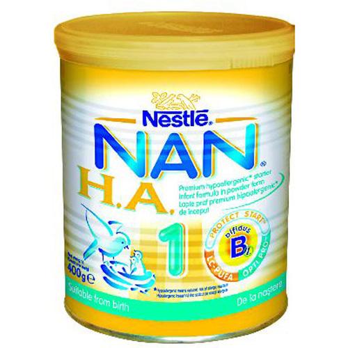 Lapte Praf Nan HA1 400 g