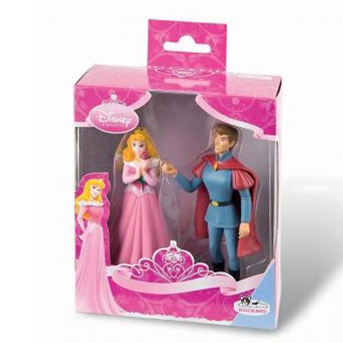Figurina Aurora si Printul