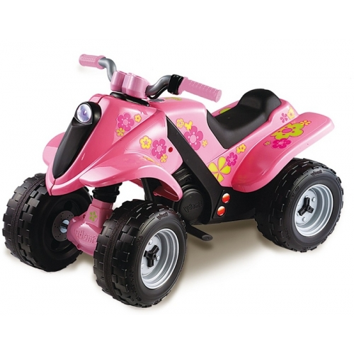 ATV Roz cu Acumulator