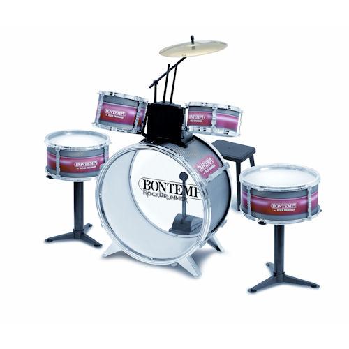 Set Tobe cu Scaun Rock Drummer