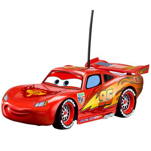 Masinuta RC Lightning McQueen Cars