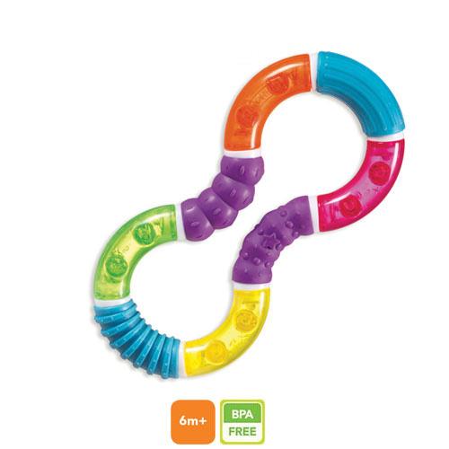 Jucarie Dentitie Figura 8 Twisty