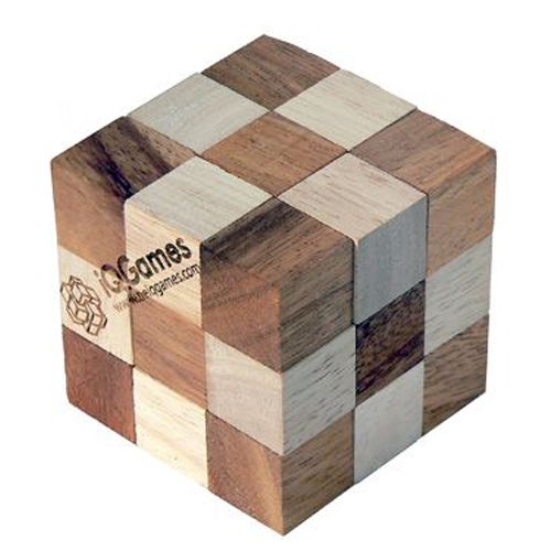 IQGames - Snake Cube