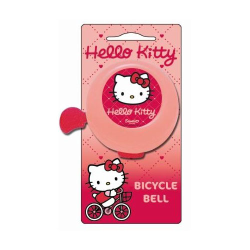Sonerie Bicicleta Hello Kitty