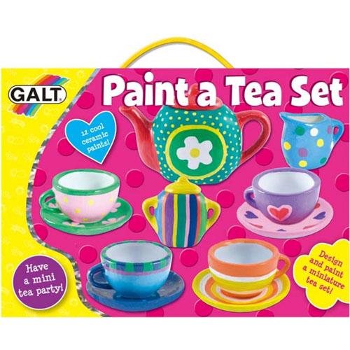 Picteaza Setul de Ceai