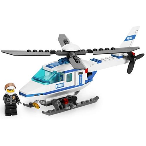 City - Police Helicopter