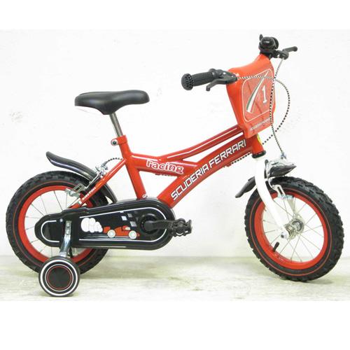 Bicicleta Ferrari 12 Racing