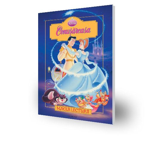 Carte Cenusareasa - Magia Lecturii