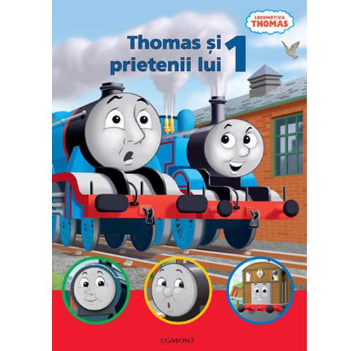 Carte Thomas si Prietenii Lui 1