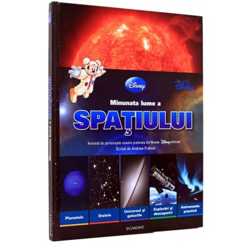 Carte Minunata Lume a Spatiului