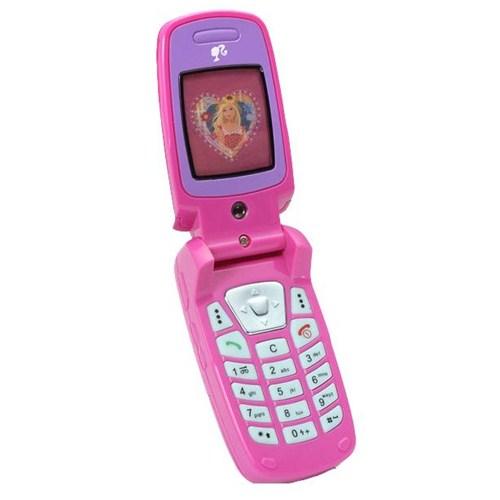 Telefon Mobil cu Clapeta Barbie