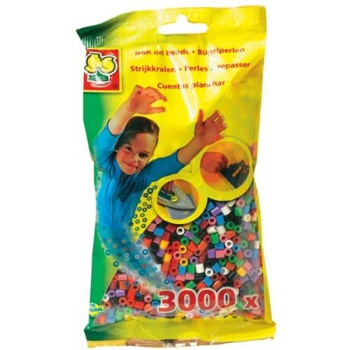 Set Margele Iron On Beads 3000