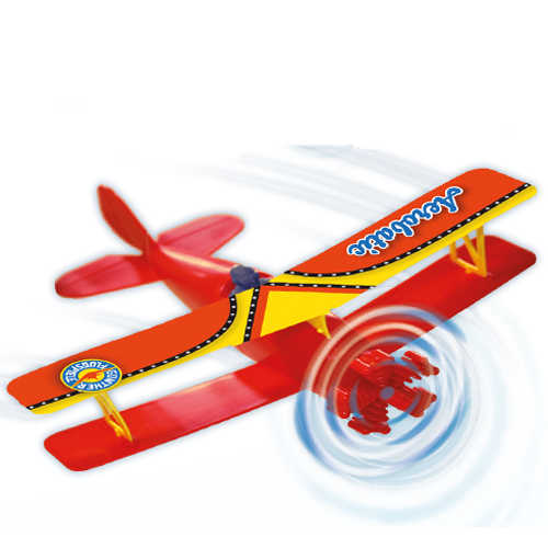Biplan Aerobatic