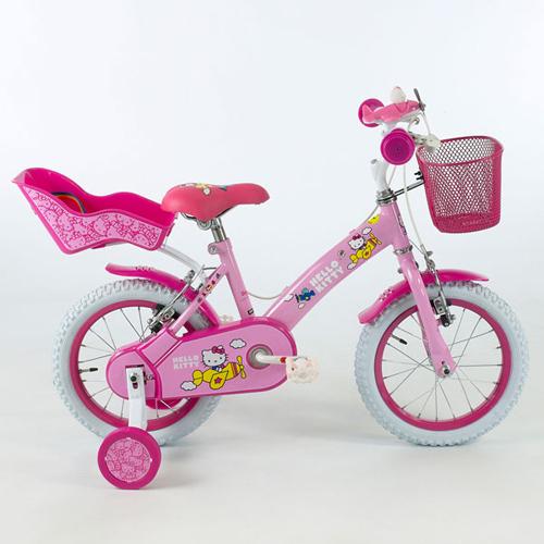 Bicicleta Hello Kitty Airplane 12