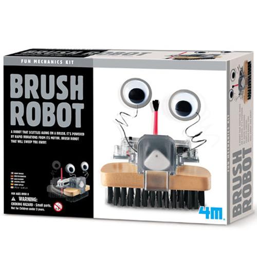 Set Creatie Robot cu Perie