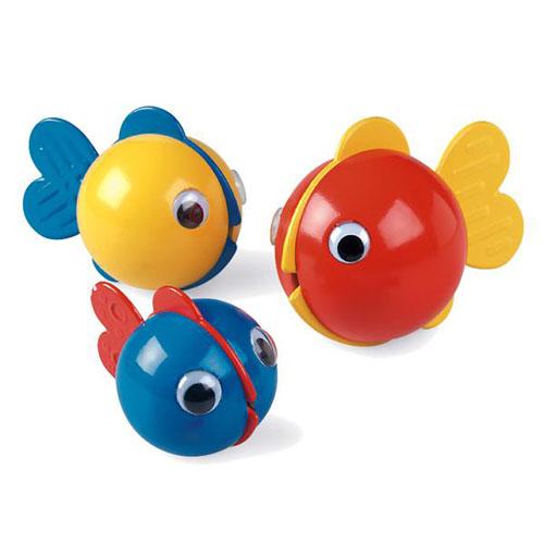 Set Jucarie Bebelusi Pestisorii Buclucasi Bubble Fish