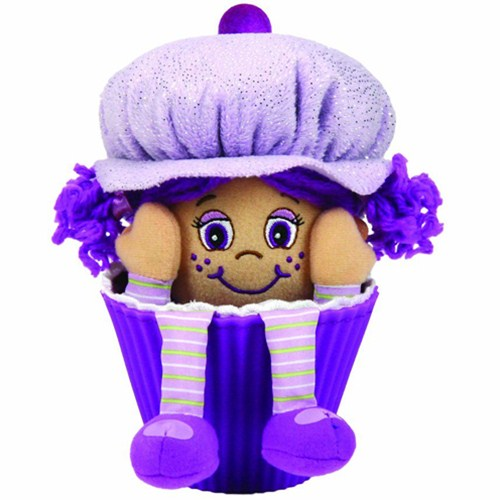 Little Miss Muffin Plum 23 cm