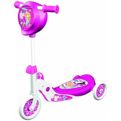Scooter Pliabil Barbie