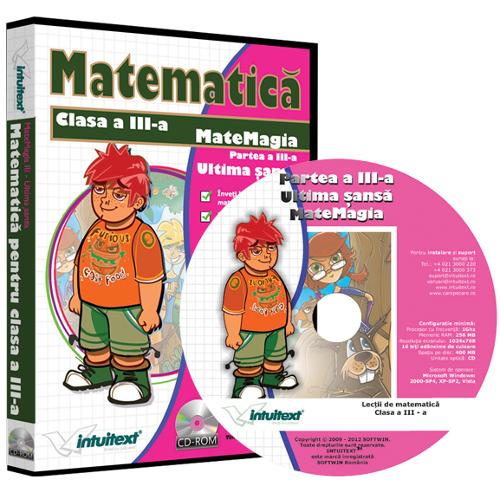 Matematica Clasa III Volum III