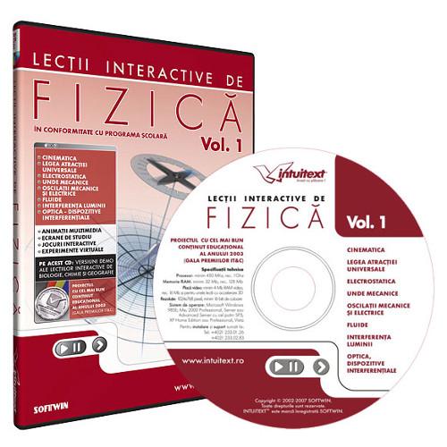 Fizica Liceu Volum I