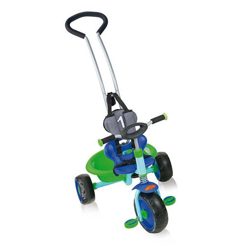 Tricicleta Prema Green Blue