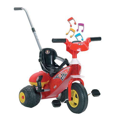 Tricicleta cu Sunete F1 Power