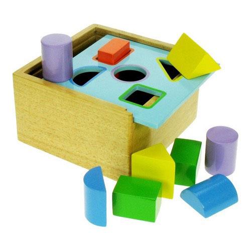 Cutia de Sortat Forme Geometrice