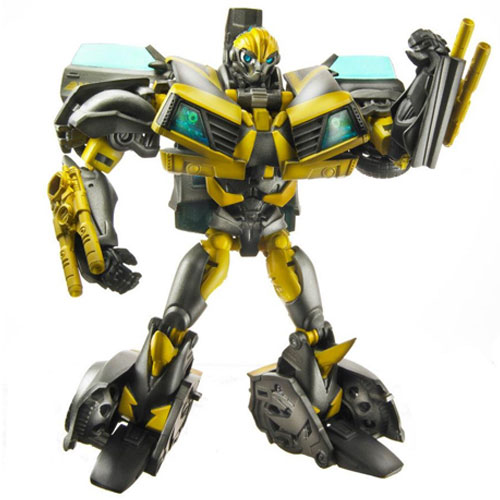 Figurina Transformers Prime Shadow Strike Bumblebee