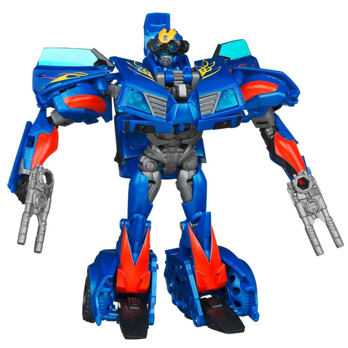Figurina Transformers Prime Hot Shot