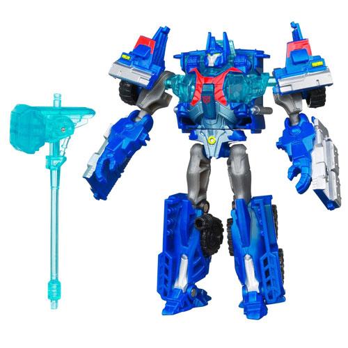 Figurina Transformers Prime Ultra Magnus
