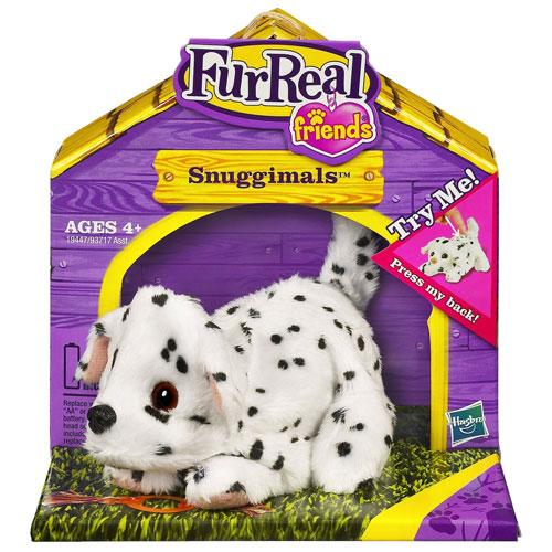 Fur Real Friends - Snuggimals Dalmatian